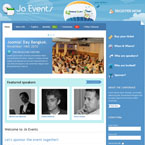 Events Joomla template