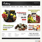 Gift Baskets Magento Theme