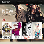 Fashion Clothes Virtuemart Template