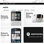 Mobile Phones Prestashop Template
