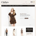 Cute Clothes Virtuemart Template