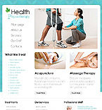 Health Physiotherapy Wordpress Theme