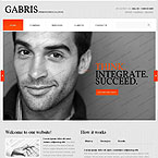 Clean Corporate Web Template