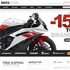 Auto Parts Ecommerce Magento Theme