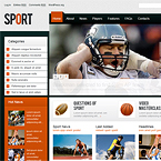 Sport Magazine Wordpress Theme