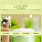 Luxury Spa Accessories Facebook Page