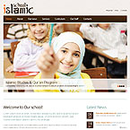 Islamic School Theme For Wordpress