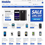 Mobile Phones Template for Prestashop