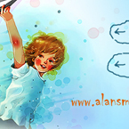 Alan Artist Facebook Timeline Cover