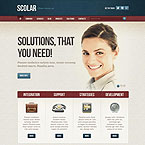 Clean and Modern Business Joomla Template