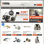 Sporting Goods Template For Magento