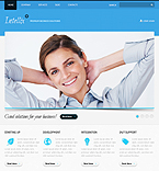 Flow Products Joomla Template
