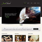 Jesus Church Joomla Template