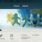 Joomla Theme for Business
