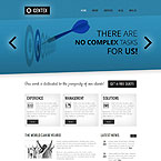 Centex Business Joomla 2.5 Template