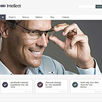 Intellect Business Joomla Theme