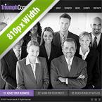 Triumph Business Timeline  Facebook Template