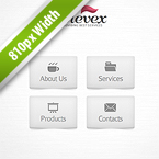 Clevex Corporate Timeline Facebook Template