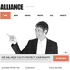 Lawyer Joomla Theme