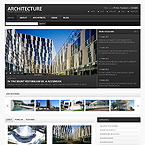 Architecture Construction Joomla Template