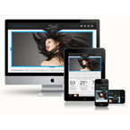 Responsive Hair Salon HTML Template