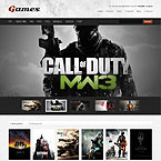 Video Game Reviews Wordpress Theme