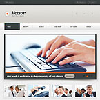 Corporate Business Joomla Template