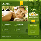 Spa Massage Wordpress Template