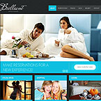 Hotel Resort Joomla Theme