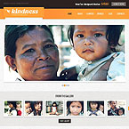 Charitable Organization Wordpress Theme