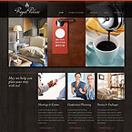 Royal Palace Hotel Joomla Template