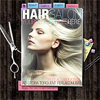 Hair Salon HTML5 FlipBook Template