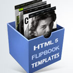 10 HTML5 FlipBook Templates Bundle