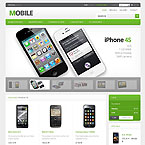 Mobile Electronics Prestashop Theme