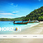 Travel Company Template For Joomla