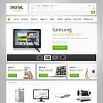 Digital Goods Prestashop Template