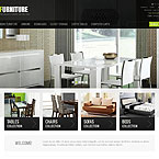 Furniture Gallery Prestashop Theme
