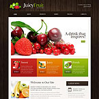 Fruit Farm Theme For Wordpress