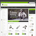 Fishing Equipment Prestashop Theme