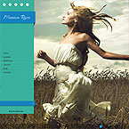 Fullscreen Photography Website Template