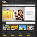 Art Cinema Wordpress Template