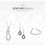 Jewelry Collections Web Template