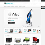 Computers Technology Magento Theme