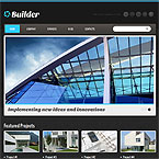 Construction Builders Joomla Template