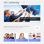 University Joomla Template
