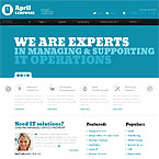 It Connect Website Template