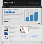 Business Responsive Website Templates