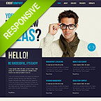 New Business Fully Responsive Template