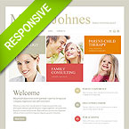 Family Psychologist Responsive HTML5 Template