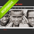 Charity Center Responsive Template
